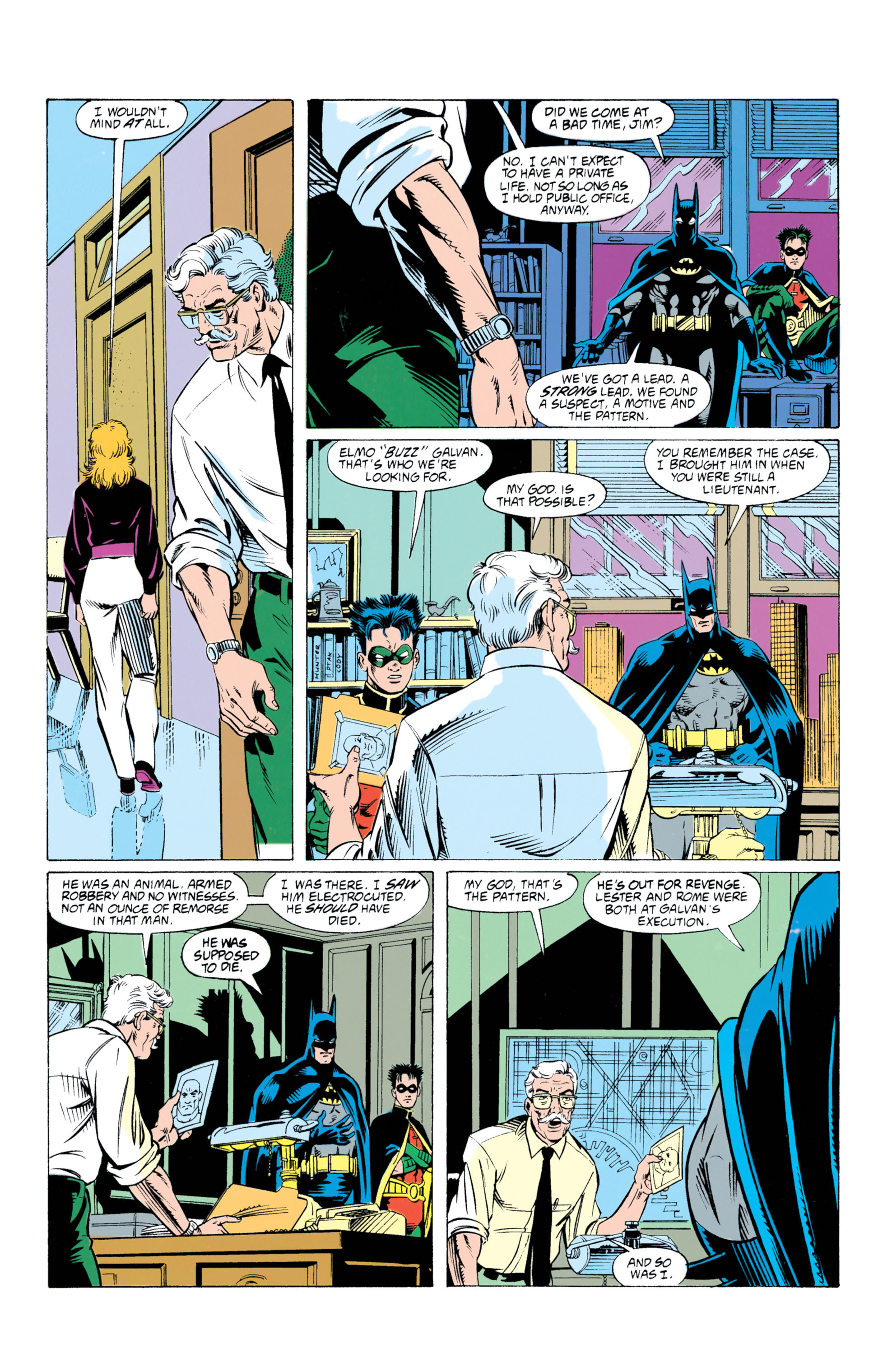 Detective Comics (1937) Issue #645 Page 10