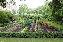 Prince Charles Vegetable Garden