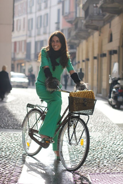 viviana volpicella dolce gabbana animaler bicycle blog embed Animalier by Dolce & Gabbana