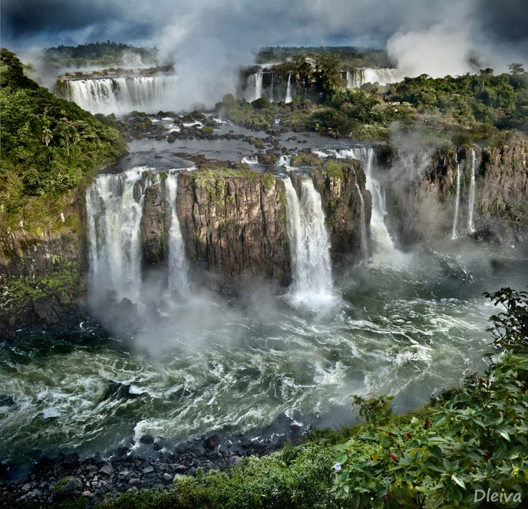 Top 10 Most Beautiful Waterfalls in the World | Zoom plus