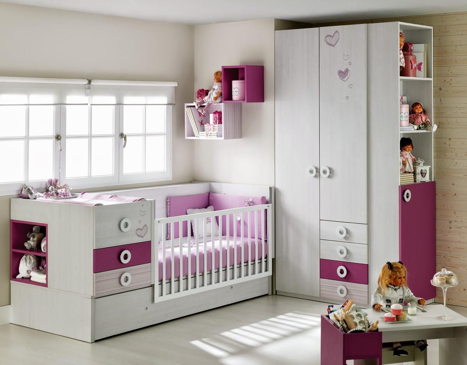 Culle per neonati lettino trasformabile elegance - Habitaciones cuna convertible en cama ...