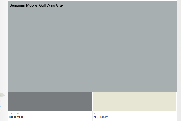 Grayish Blue Paint 51 shades of gray paint color inspiration for our bedroom gray