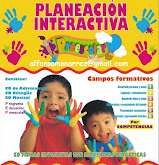 PLANEACIÓN INTERACTIVA PREESCOLAR