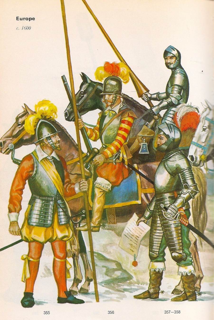 war from the 16th and 17th Lecture 6: europe in the age of religious wars, 1560-1715: our tutors never stop bawling into our ears, as though they were pouring water into a funnel and our task is only to repeat what.