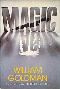 Portada original de Magic, de William Goldman