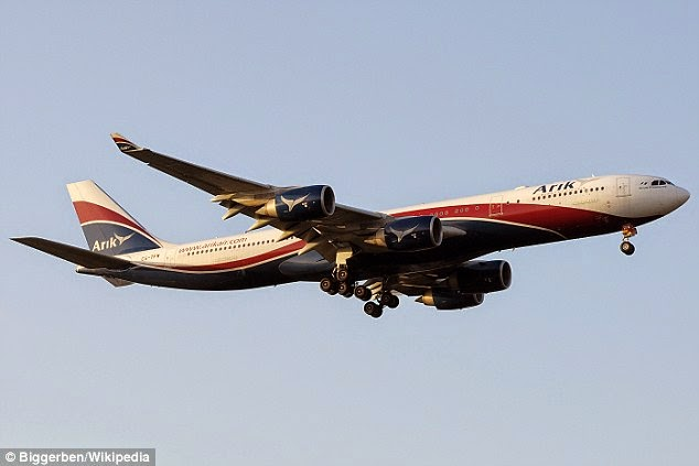 Updates: Arik Air Ebola Cover Up? Passenger Died Onboard