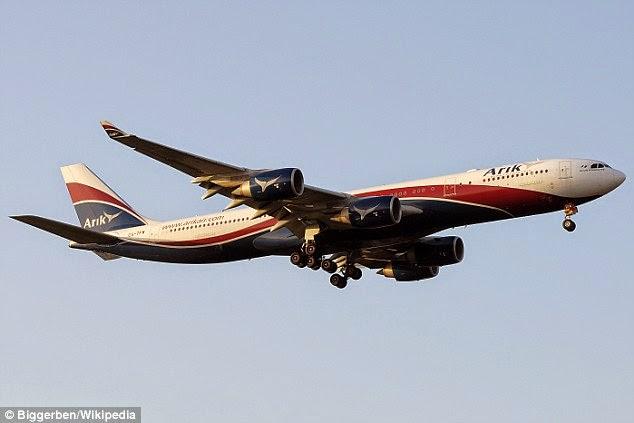 Updates: Arik Air Ebola Cover Up? Passenger Died Onboard