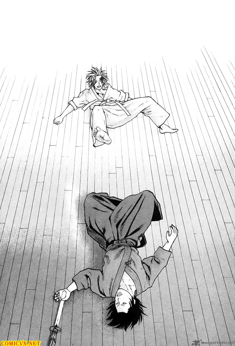 Karate Shoukoushi Kohinata Minoru chap 26 Trang 7