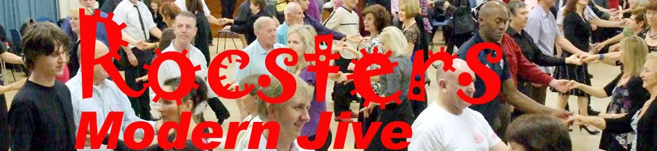 Modern Jive Classes and Events