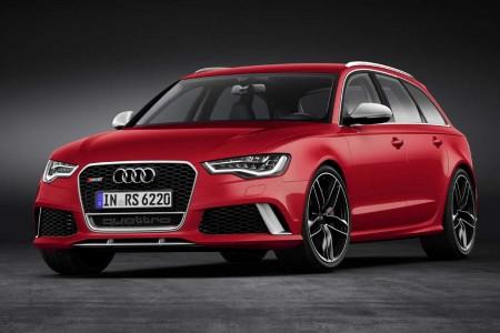 2015 Audi RS6 Avant
