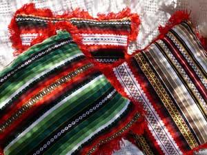 washing spanish fabrics and cushions