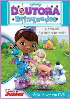 Doutora Brinquedos: A Amizade é o Melhor Remédio DVDRip Dublado