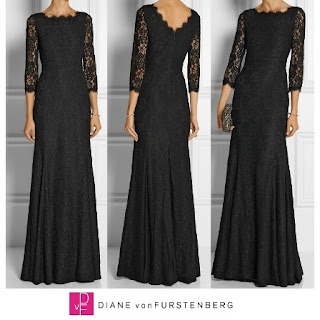 Diane Von Furstenberg - DVF Zarita Lace Dress