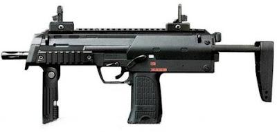 Sub Machine Gun (SMG) dan Jenis-jenisnya