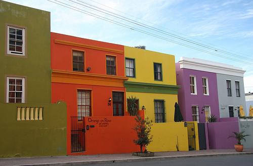 Sobre colores enero 2012 for Casas pintadas interior colores
