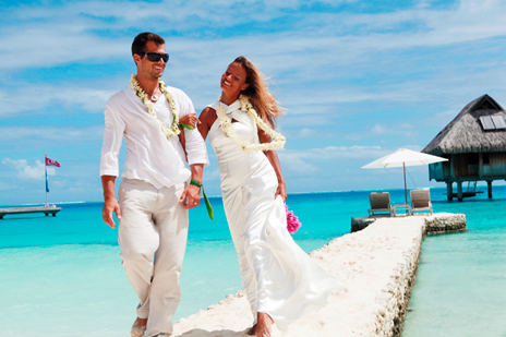 Hilton French Polynesia First In Country To Offer A La Carte Wedding Menu