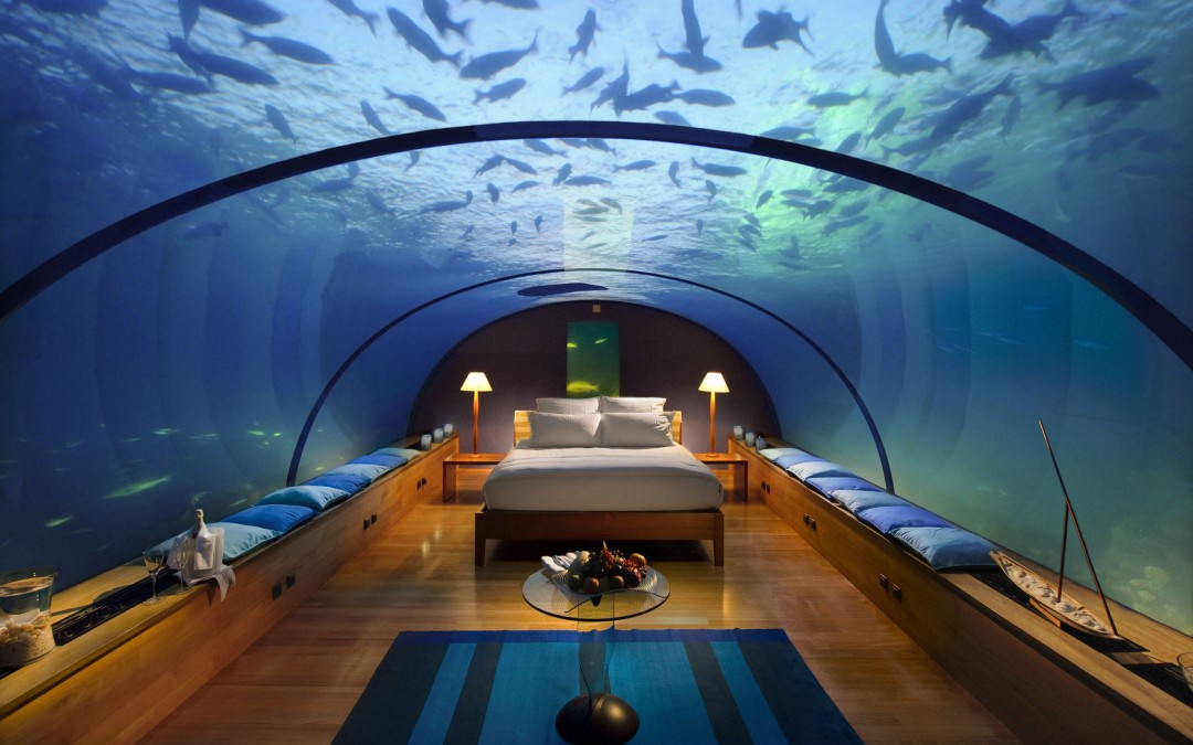 World Visit Dubai Hotel Underwater