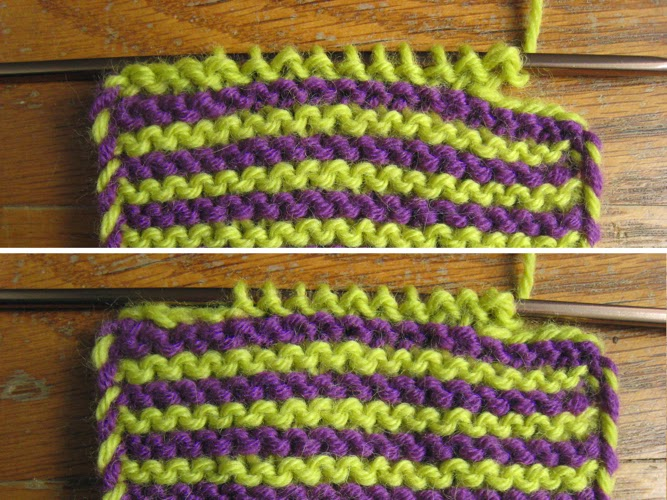 Knitting For Beginners How To Cast Off