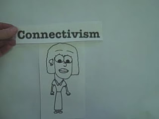 The teacher drawing from the video