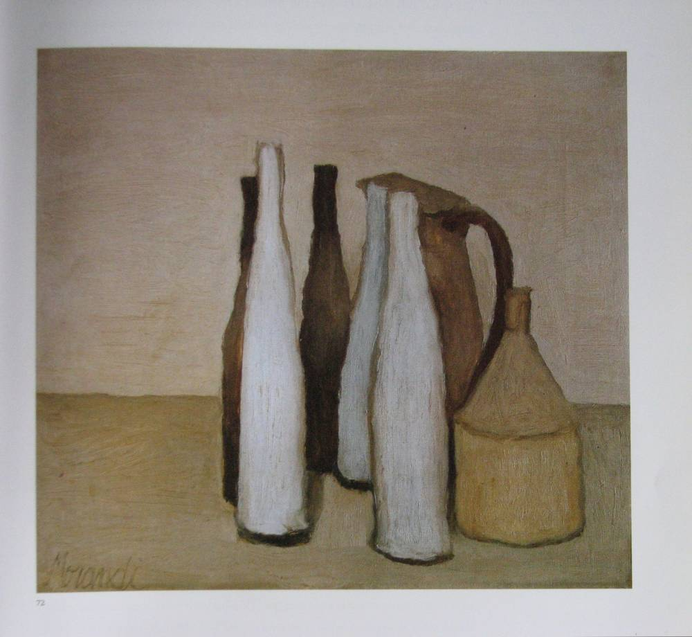 Kim Blair Still Life Inspired By Morandi By Canadian Artist Kim Blair