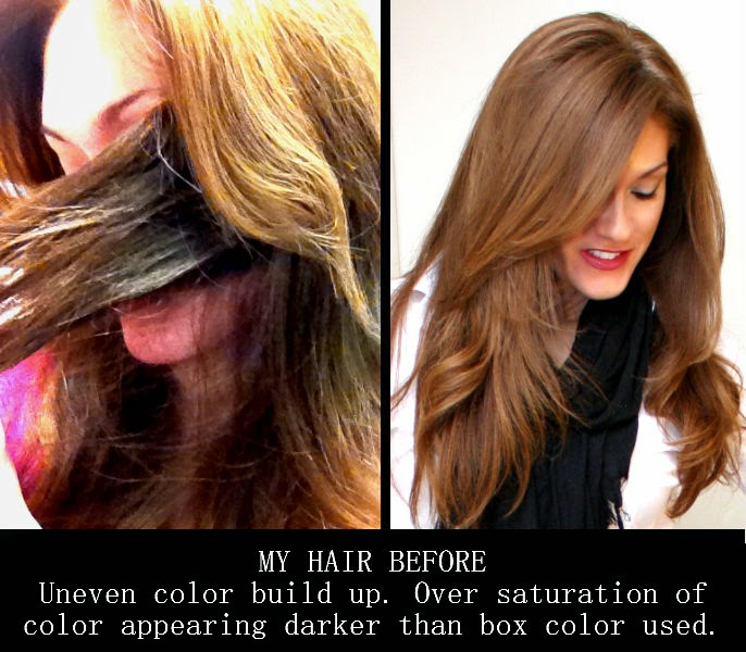 how to get wax build up out of hair