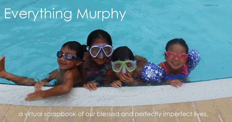 Everything Murphy...
