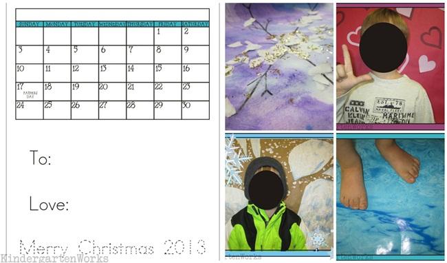 Kindergarten Holiday Calendar : Kindergarten activity holiday calendars kindergartenworks