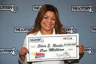 Ganadora de Premio Mega Millions