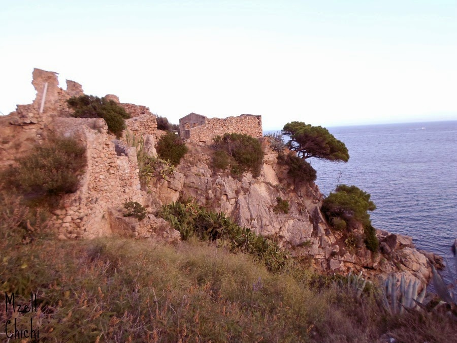 Chateau-Roman-Castell-Selva-Fossa