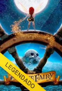 Tinker Bell: Fadas e Piratas – Legendado