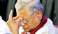 Gota to Back Chamal's PM Office