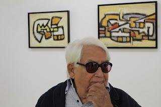 Oswaldo Vigas 2013 Fotografía Gladys Calzadilla