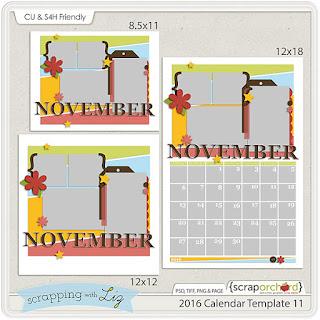 http://scraporchard.com/market/2016-11-Digital-Scrapbook-Calendar-Template.html