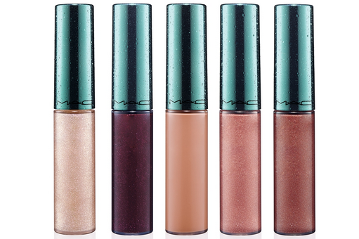 MAC Alluring Aqua Collection Summer 201
