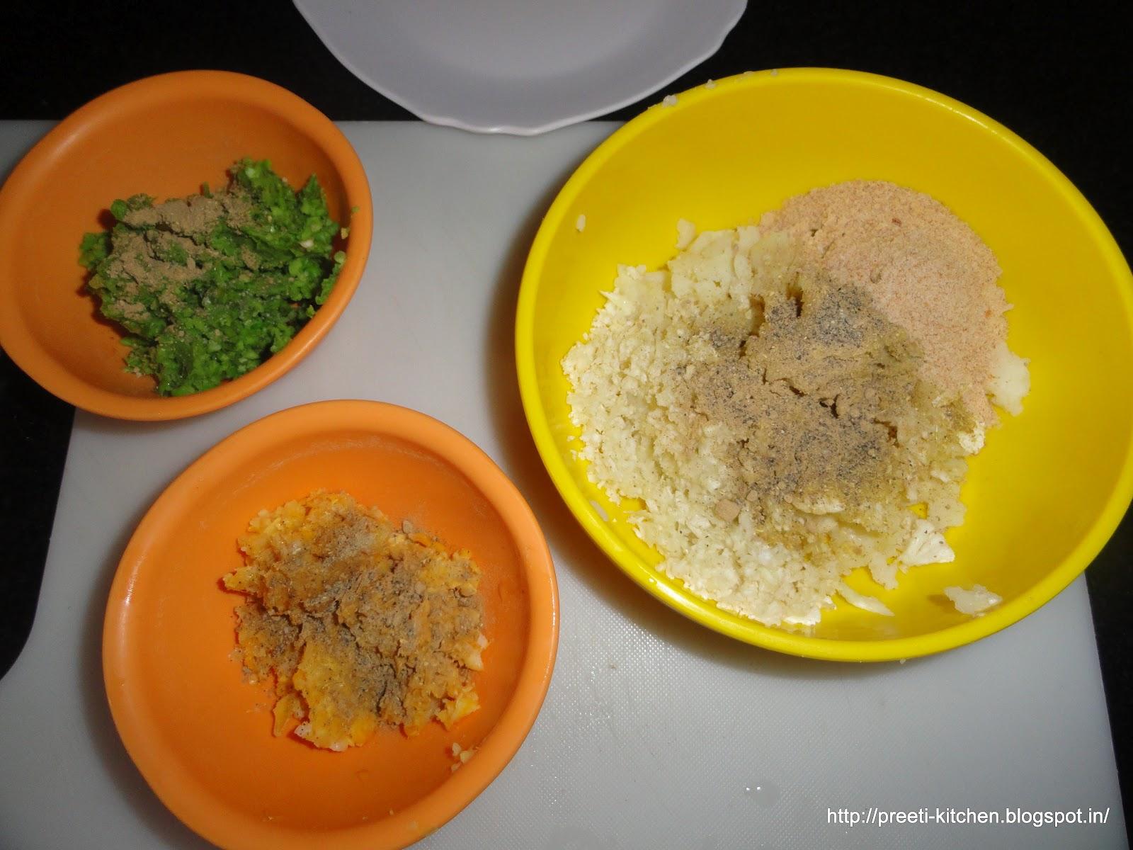 how to make vegetable seekh kabab