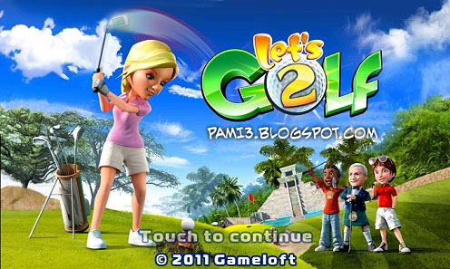 Screenshot Let's Golf 2