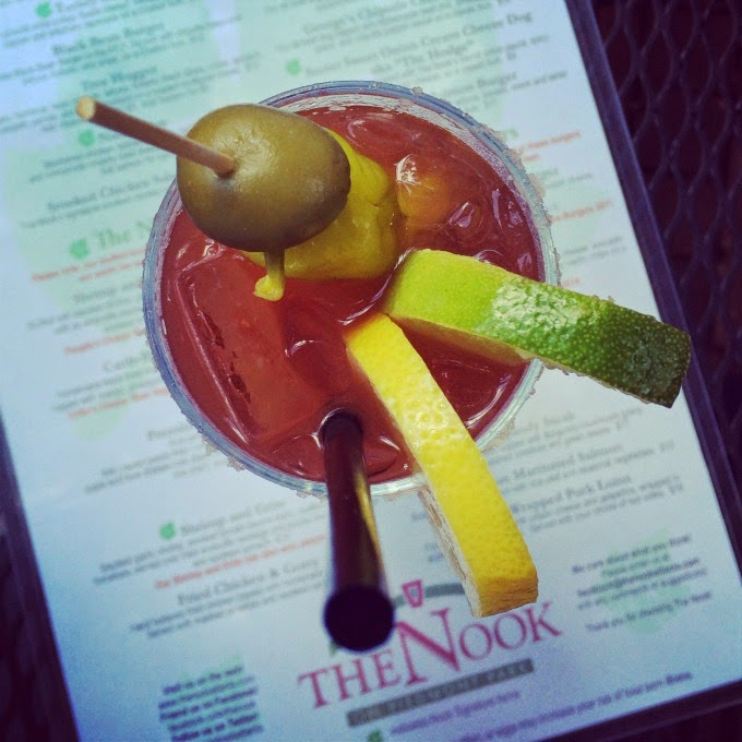 the best bloody mary in Atlanta