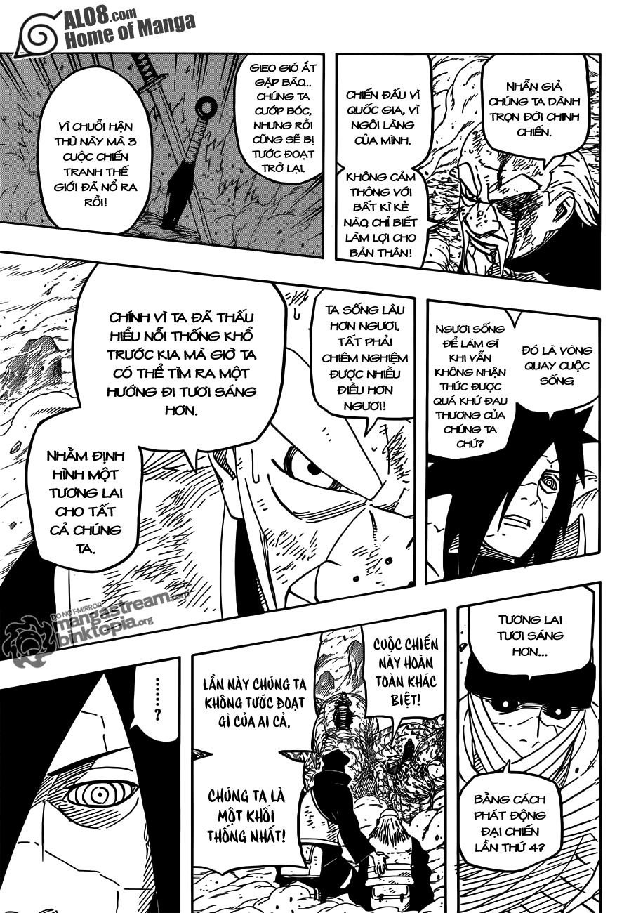 Naruto chap 562 Trang 3 - Mangak.info