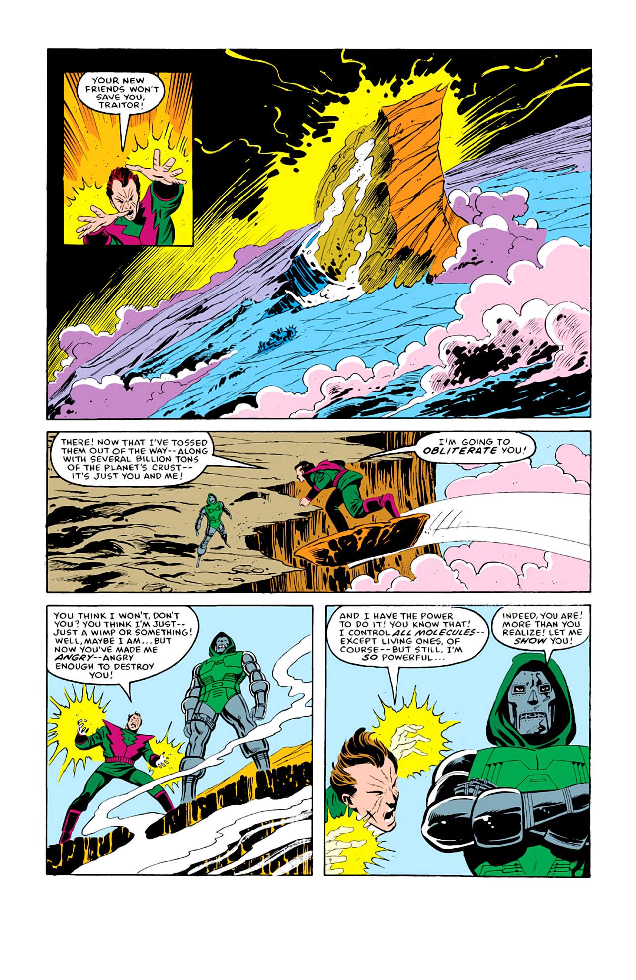 Captain America (1968) Issue #292l #219 - English 5