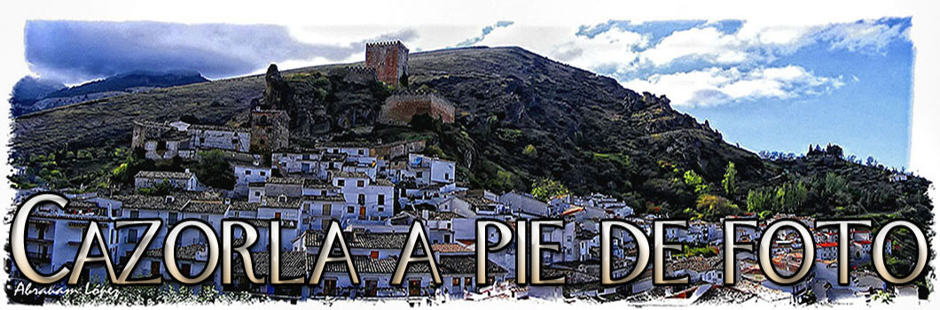 CAZORLA A PIE DE FOTO