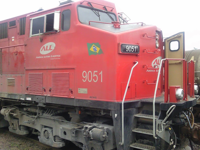 Locomotiva AC44 ALL