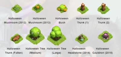 Cara Agar Cauldron Halloween Sering Muncul di COC