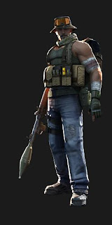 Project Blackout | Fennec Project Blackout Character for Counter Strike 1.6 and Condition Zero