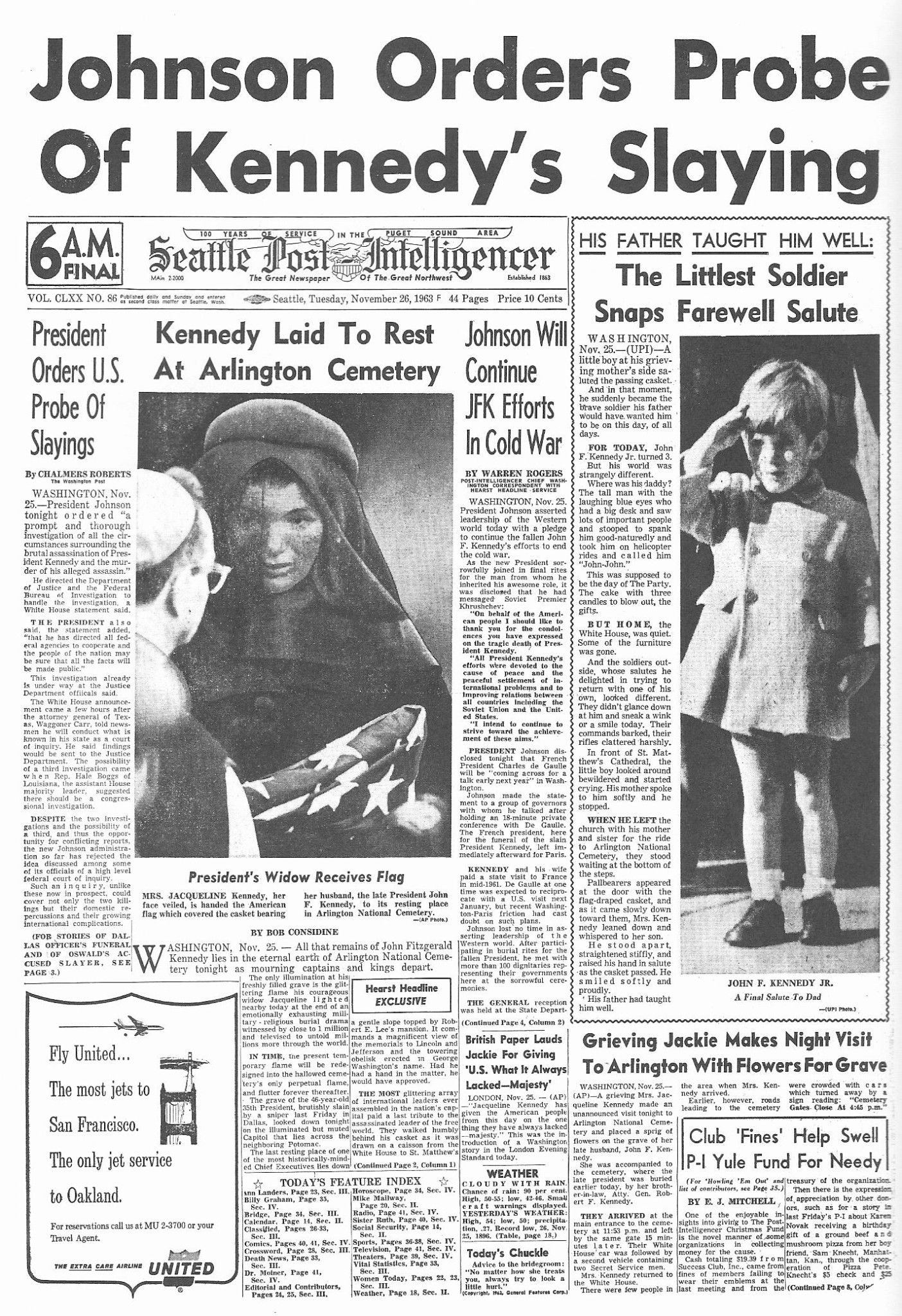 [Seattle-Newspaper-Front-Page-11-26-63.jpg]