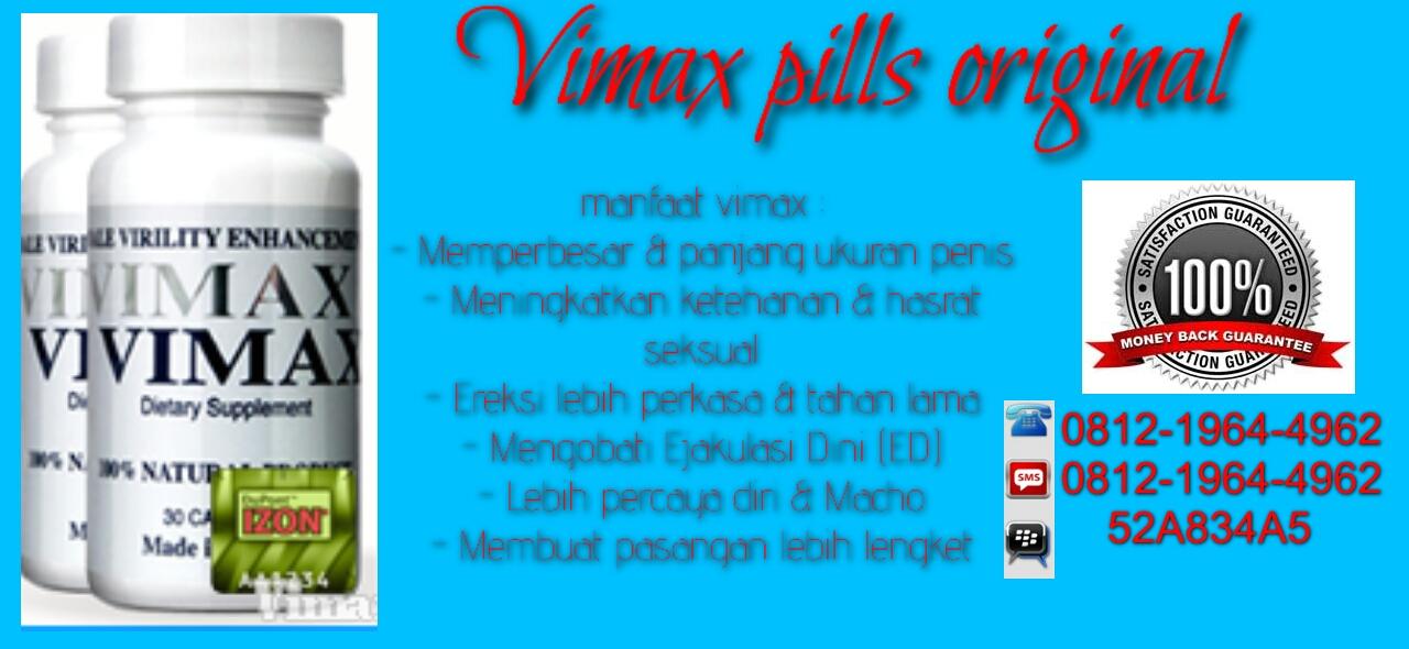 vimax pills canada asli harga murah