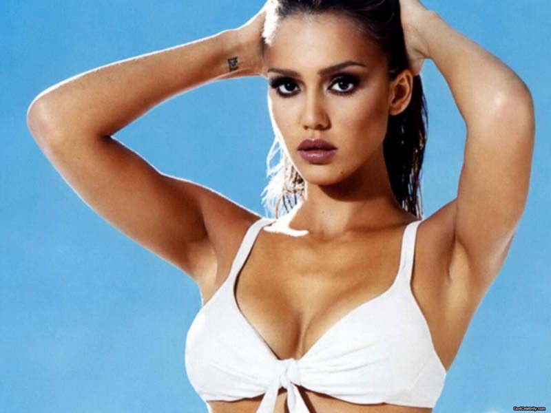 Celebrate Jessica Alba's 30th Birthday With 30 Bikini Pictures