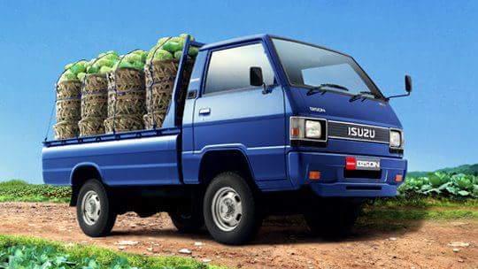 ISUZU BISON Pic-Up