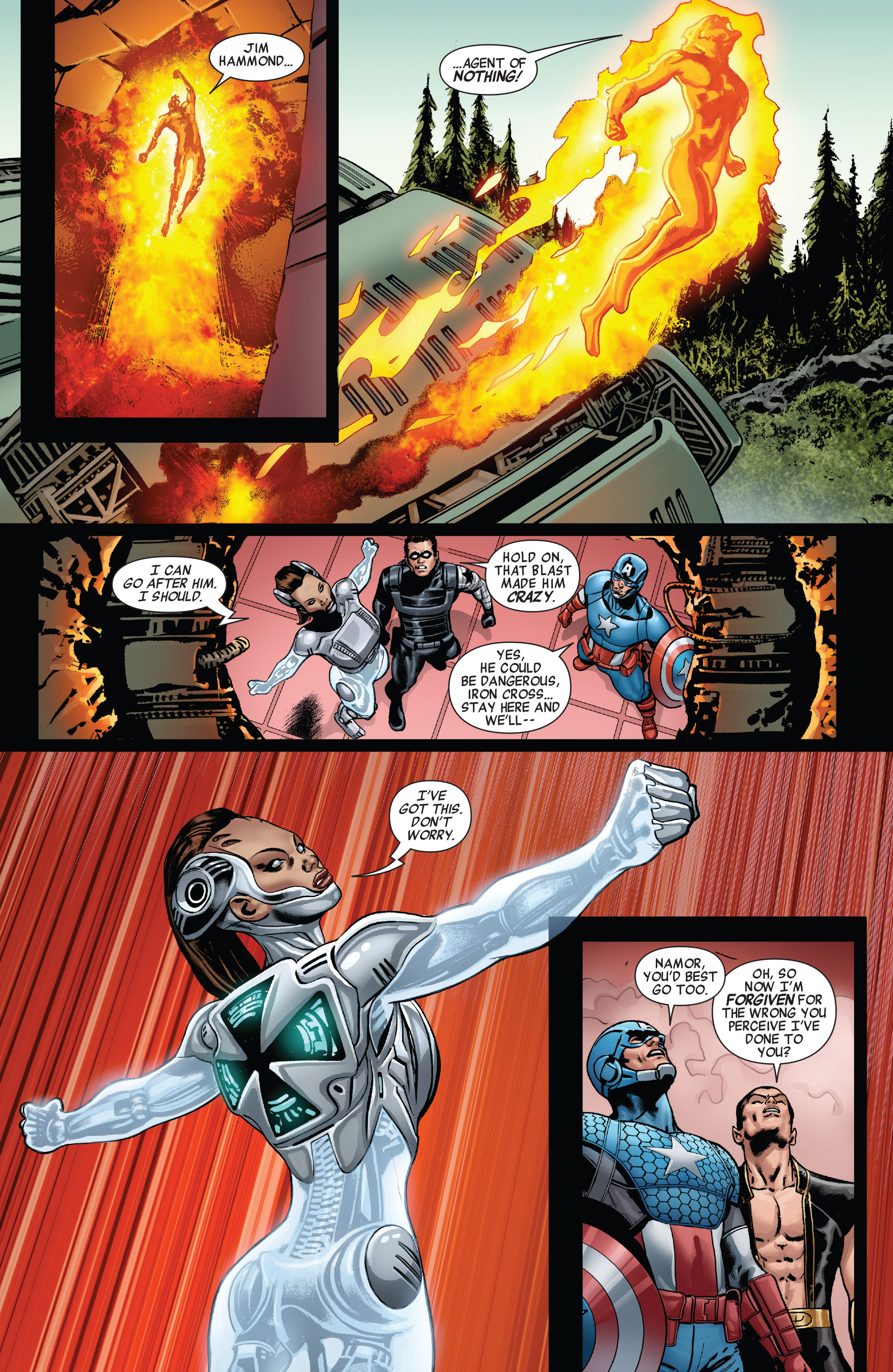 Read online All-New Invaders comic -  Issue #10 - 14