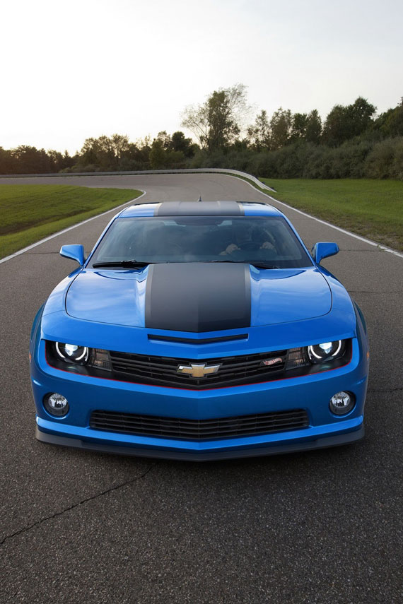 2013 CHEVROLET CAMARO  HOT WHEELS EDITION