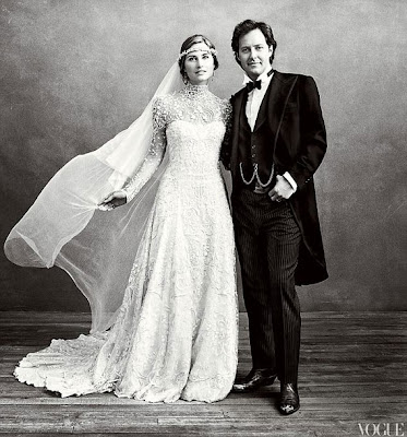 Lauren Bush Wedding Photo